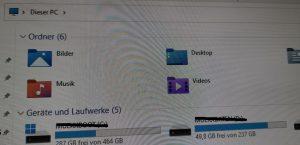 Windows 11 Ordner